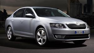 Skoda Octavia este singurul model de producție străină care își face loc în topul celor mai vândute cinci maşini din România
