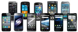 Samsung, Apple și BlackBerry, în topul celor mai folosite smartphone-uri la job