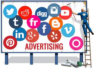 Publicitatea pe social media o va devansa pe cea din presa scrisă până în 2020