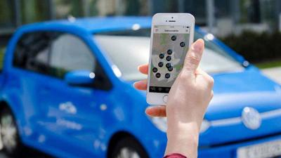 Compania de car-sharing Spark se lansează în Bucureşti, cu flotă exclusiv din maşini electrice