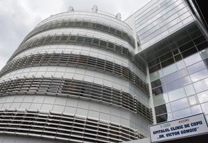 """Spitalul de copii """"Victor Gomoiu"""" din București a fost inaugurat, după o investiţie de 48 de milioane de euro"""