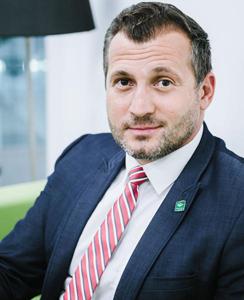 Ștefan Stavrositu este noul director național de vânzări al Groupama Asigurări