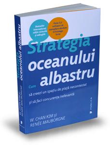 """""""Strategia oceanului albastru"""", de W. Chan Kim și Renée Mauborgne"""