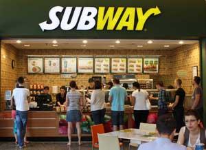 Lanţul de restaurante Subway caută parteneri pentru deschiderea de noi franchize