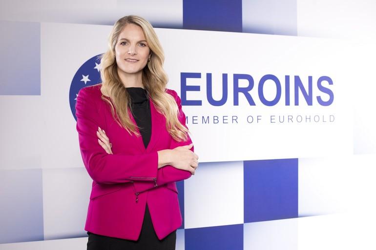 Tanja Blatnik este noul Director General al Euroins România