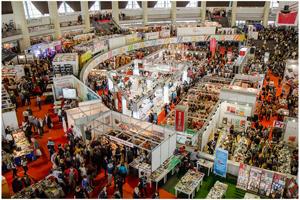 Peste 800 de evenimente editoriale şi profesionale propuse de 300 de expozanţi, la cea de-a 24-a ediţie a Gaudeamus
