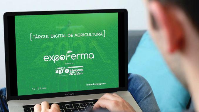 Primul târg digital de agricultură din România