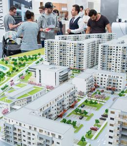 Peste 60% dintre analiştii CFA România consideră că preţurile proprietăţilor imobiliare sunt supraevaluate