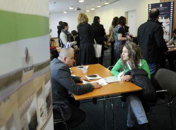 Vorbitorii de limbi nordice sunt tot mai căutați la târgurile de job-uri