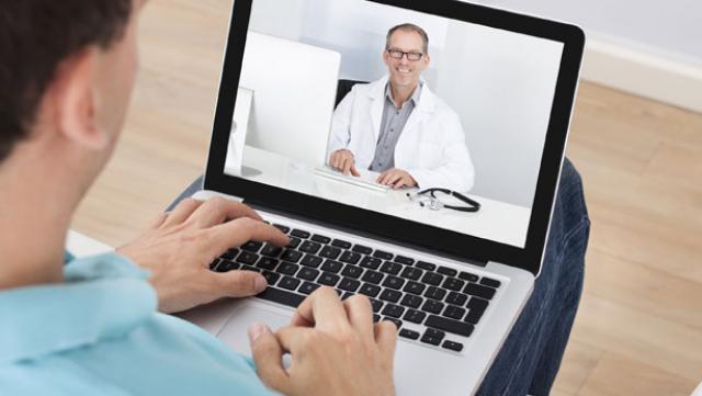 Aproape 5 milioane de consultaţii, trimiteri şi reţete au fost efectuate, în 2020, prin telemedicină, în România