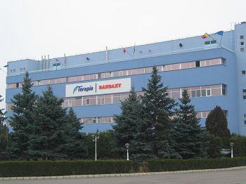 Terapia Cluj rămâne lider pe piaţa produselor farmaceutice în 2014