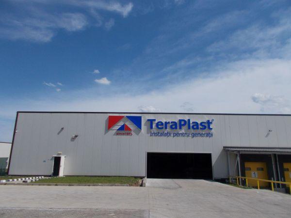 TeraPlast inaugurează un depozit de peste 5.000 mp lângă Bucureşti