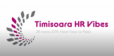 Best practices, tendințe și previziuni @HR Vibes, Timișoara