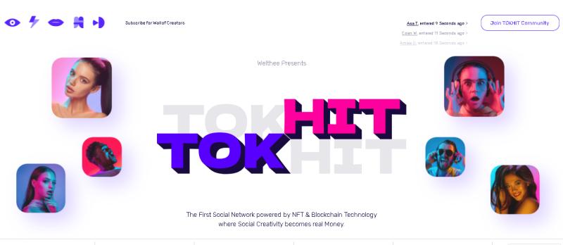 Doi români au dezvoltat o reţea de socializare, TOKHIT, evaluată la 3 milioane de euro
