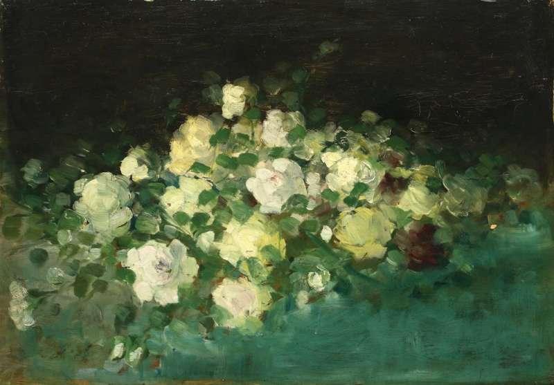 Un tablou de Nicolae Grigorescu, adjudecat la licitație cu 85.000 de euro