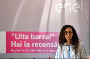 SOR și Enel au lansat o aplicație unică în Europa pentru realizarea recensământului berzelor albe din România