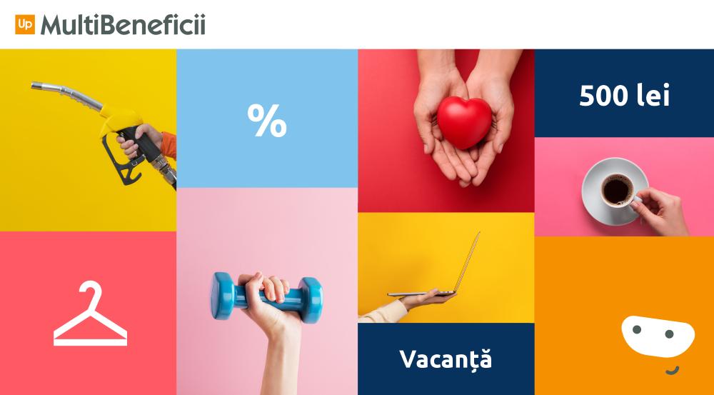 Up România deschide o platformă de beneficii extrasalariale flexibile
