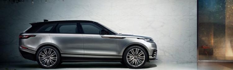 Velar – noul model de avangardă din familia Range Rover