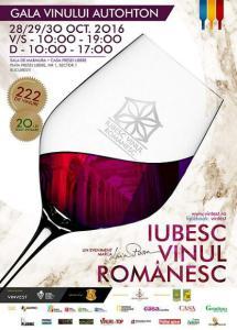 La cea de-a VI-a ediție a VINTEST București vor putea fi degustate mai mult de 220 de vinuri
