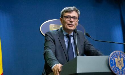 Virgil Popescu: Plafonarea preţului la energie nu este o soluţie; presupune amânarea investiţiilor precum cele din Marea Neagră