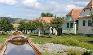 Satul Viscri a devenit noua atracție turistică a Ardealului: anul trecut a fost vizitat de peste 30.000 de turiști, în mare parte străini