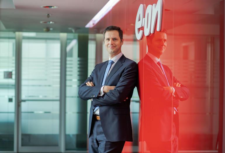 Volker Raffel a preluat poziția de CEO al E.ON România