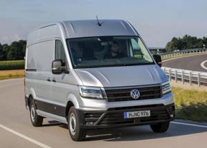 Noul Volkswagen Crafter este disponibil în România de la 22.703 Euro