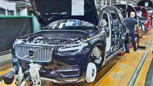 Volvo va produce doar vehicule electrice și hibride, începând cu 2019