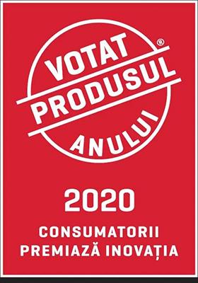 """Cine va avea dreptul să folosească în România eticheta """"Votat Produsul Anului""""?"""
