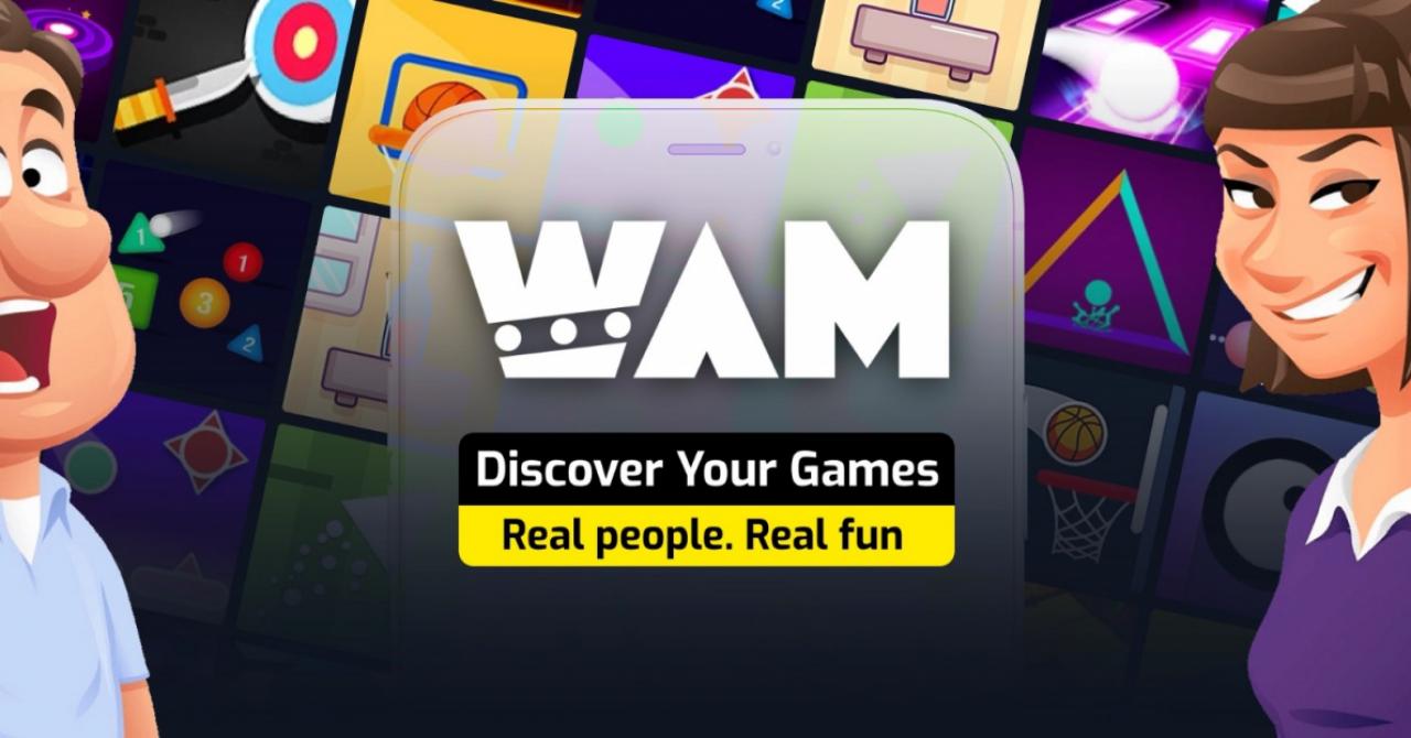 Platforma românească de social gaming WAM.app a depășit un milion de utilizatori în prima lună după lansare