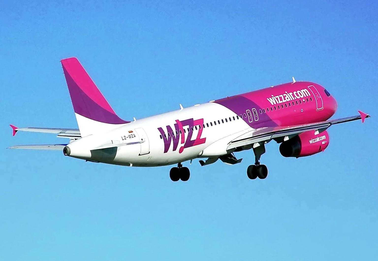 WizzAir deschide o bază aeriană la Iaşi anul viitor şi va introduce cinci rute noi