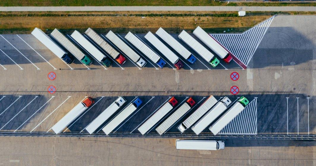 Prima aplicaţie de digitalizare a transportului de mărfuri din Europa de Est