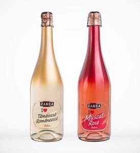 O noua gama de vinuri spumante in portofoliul Zarea