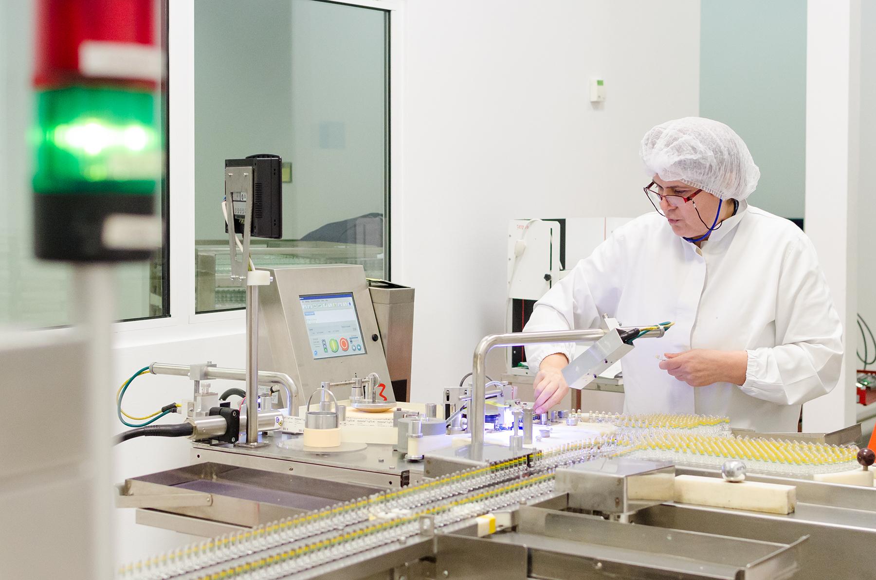Zentiva a produs 144 milioane cutii de medicamente în 2020 la București